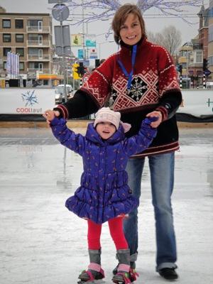 20091206Schaatsen