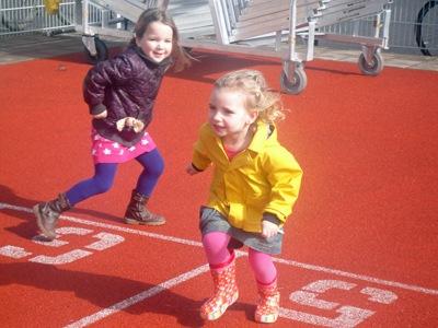 20100321ImmeKajaHardlopen