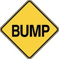 Bump-sign